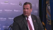 Gov. Chris Christie says U.S. needs to increase retirement age