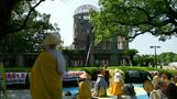 Children remember Hiroshima A-bomb victims