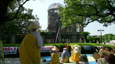 Children remember Hiroshima A-bomb victims