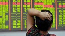 China stocks go on a wild ride
