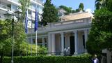 Greek PM quits, asks president to call elections
