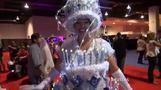 ディズニーファンの祭典D23エクスポ、 仮装で身も心もディズニー一色(28日)