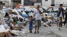 Beirut garbage protesters tell government, 'You Stink'
