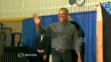 Obama announces plan for climate resilience in Alaska