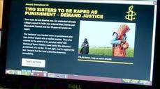 Indian village council denies ordering rape of sisters