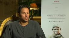 "Director Cary Fukunaga talks about origins of filming ""Beasts of No Nation"""