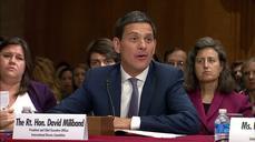 Miliband chides U.S. over Syrian refugee response