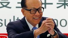 Asia tycoon Li in war of words with Beijing