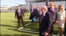Sponsors pressure FIFA head to quit