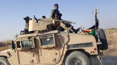 Afghan forces retake Kunduz city center