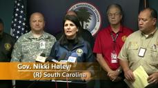 Searches resume after historic flooding in South Carolina