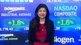 NY株大幅上昇、利上げ年内見送り観測や原油高で(5日)