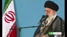Iran's supreme leader bans negotiations with U.S.