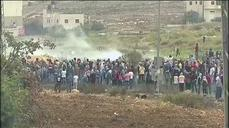 Israeli forces, Palestinians clash in escalating West Bank violence