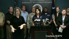 Haley warns SC counties of worsening floods