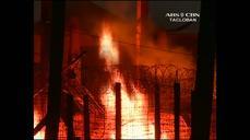 Philippines prison fire kills 10 inmates