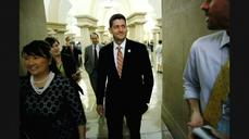 All eyes on Rep. Paul Ryan