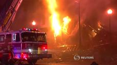 Firefighters killed in Kansas City apartment blaze
