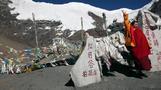 Tibet's melting glaciers show climate crisis