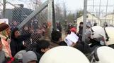 Stranded at the border