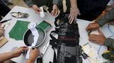 U.S. bomb experts teach their trade in Thailand