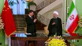 Iran and China agree to expand ties