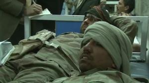 Pakistan suicide bomber kills 9, injures dozens