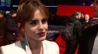 Emma Watson attends