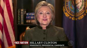 Clinton calls Rubio's attack on her