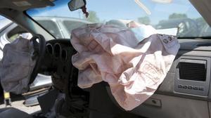 Daimler, VW recall over airbag worries