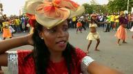 Political turmoil can't stop Haiti's Carnival