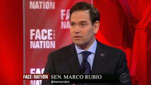 Rubio targets Cruz; calls for restrain from Obama