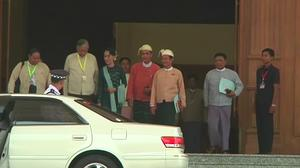 Myanmar elects a new President