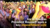 In crushing defeat, Brazil's Rousseff moves close to impeachment