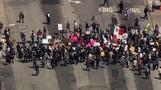 Round two of anti-Trump protests in California