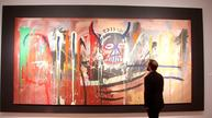 Basquiat, Twombly to lead New York spring art auctions