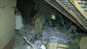Deadly building collapse in Kenya