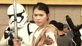 Fans celebrate Star Wars day in Taiwan