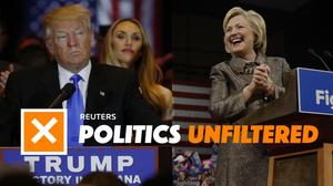 Politics Unfiltered:  Beating Trump - Why it's no cakewalk for Clinton