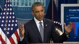 "Obama: presidential election is not ""a reality show"""