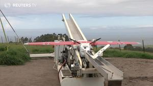 Drones travel far to get off the ground