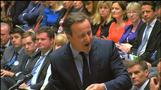 "Cameron explains his ""fantastically corrupt"" comments"