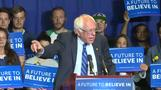 Sanders warns of 'real threat' of oligarchy in U.S.