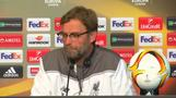 Liverpool's Klopp praises his players - and Sevilla's