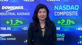 NY株急反発、金融・ハイテク株が高い(24日)