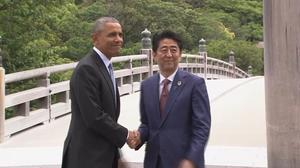 Various heads of state arrive for G7 summit in Japan