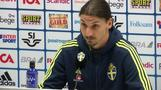Ibrahimovic coy on Mourinho reunion