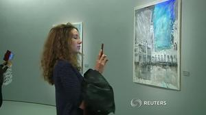 Russian impressionist art in Moscow