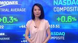 NY株小幅高、FRB議長発言で下げる場面も(27日)
