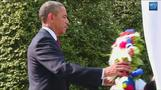 Obama honors fallen troops in weekly address
